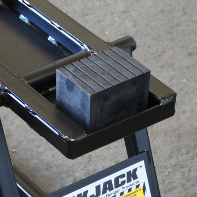 Tall Rubber Block for QuickJack Car Lift