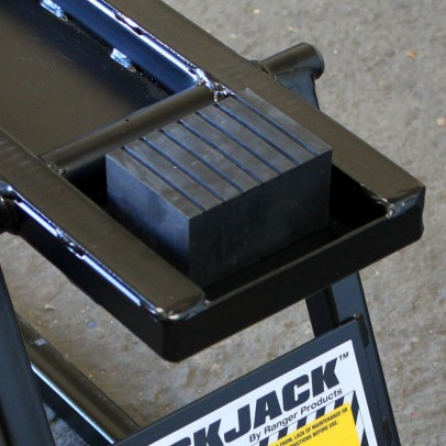QuickJack Rubber Lift Blocks - Short