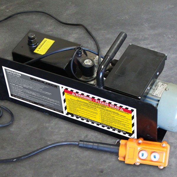 Hydraulic Power Unit Assembly