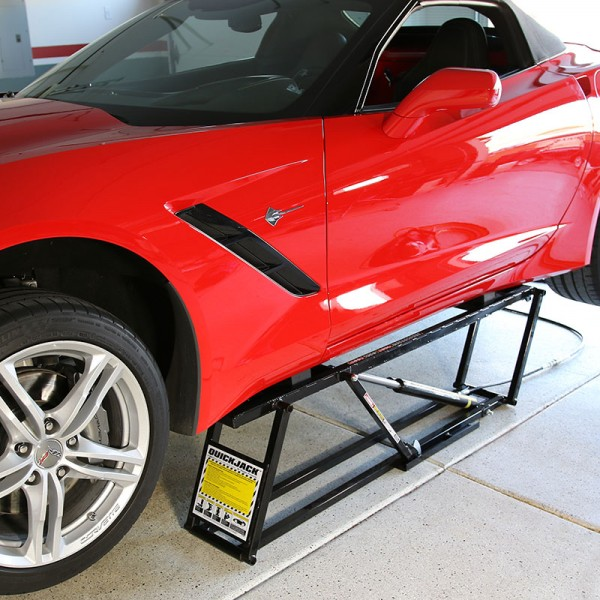 Levage portatif de garage