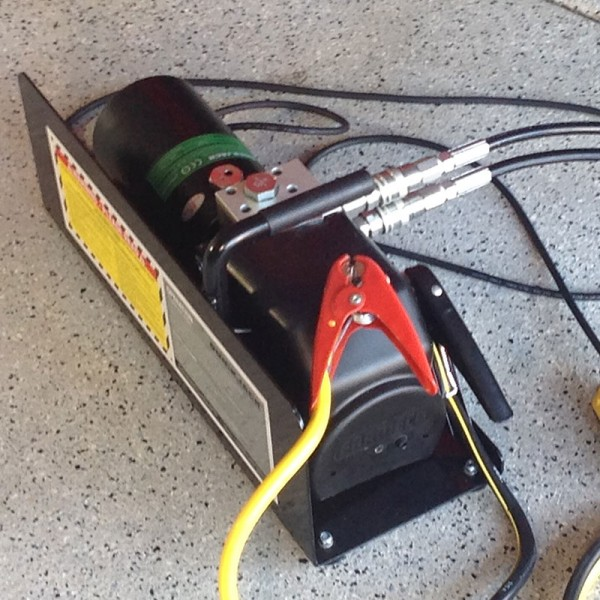 Power Unit for QuickJack 12 Volt DC