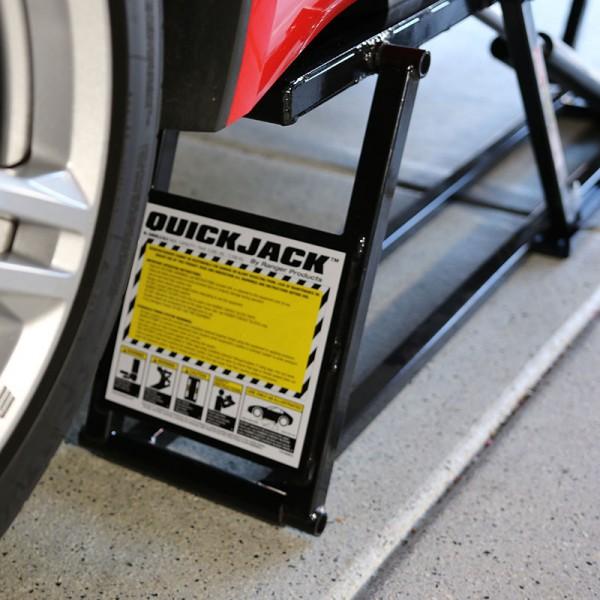 Levage pour garage QuickJack