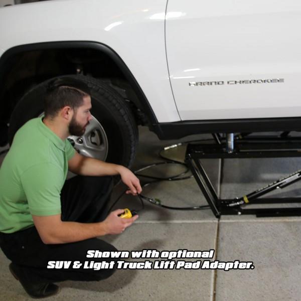 Levage de garage pour SUV