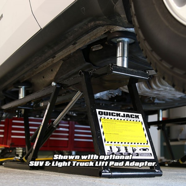 Adaptateurs optionnels pour SUV et petits utilitaires