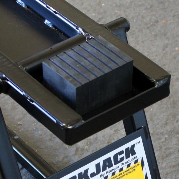 Cales de levage en caoutchouc QuickJack — Courtes