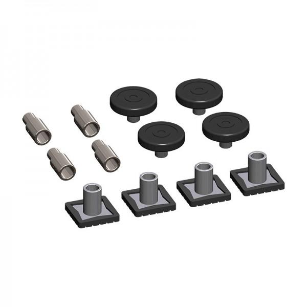 Ensemble complet d'adaptateurs pour SUV et véhicules utilitaires