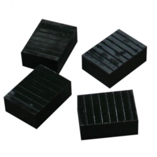 quickjack zubeh r klein gummiblock niedriger aufstieg. Black Bedroom Furniture Sets. Home Design Ideas