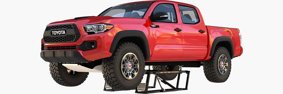 QuickJack Extended Car Lift Model