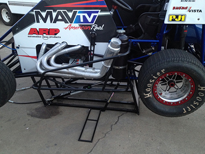 QuickJack Racecar Lift Sprint Car