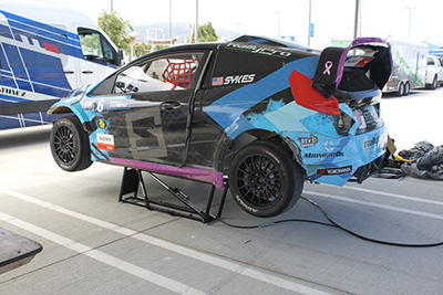 QuickJack Race Car Lift GRC Skyes